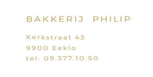 Bakkerij Philip